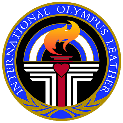 International Olympus Leather Logo